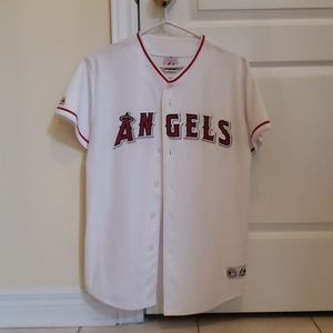 Majestic Los Angeles Angels of Anaheim Jersey